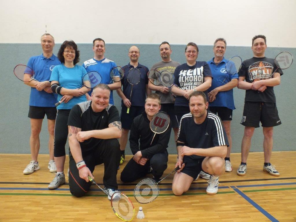 Badminton in Gröbers Kabelsketal