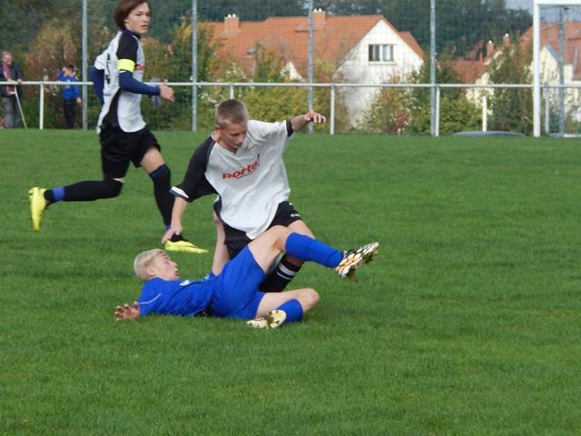 C-Jugend Saalekreisklasse   JSG Günthersd./Bad Dürrenb. - SV Eintr. Gröbers 2:2