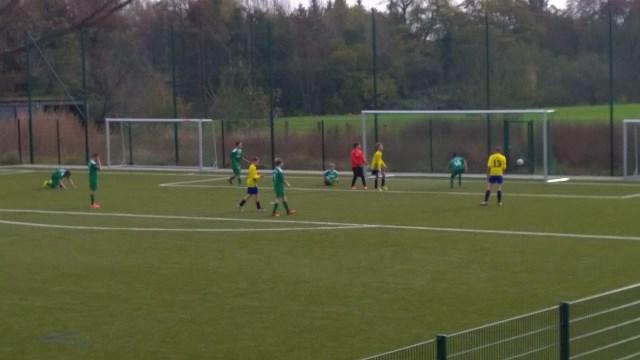 C-Jugend  :  JSG Merseburg 99 II - SV Eintracht Gröbers     0 : 5