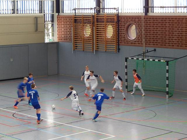 C Jugend -Hallenkreismeisterschaft Vorrunde