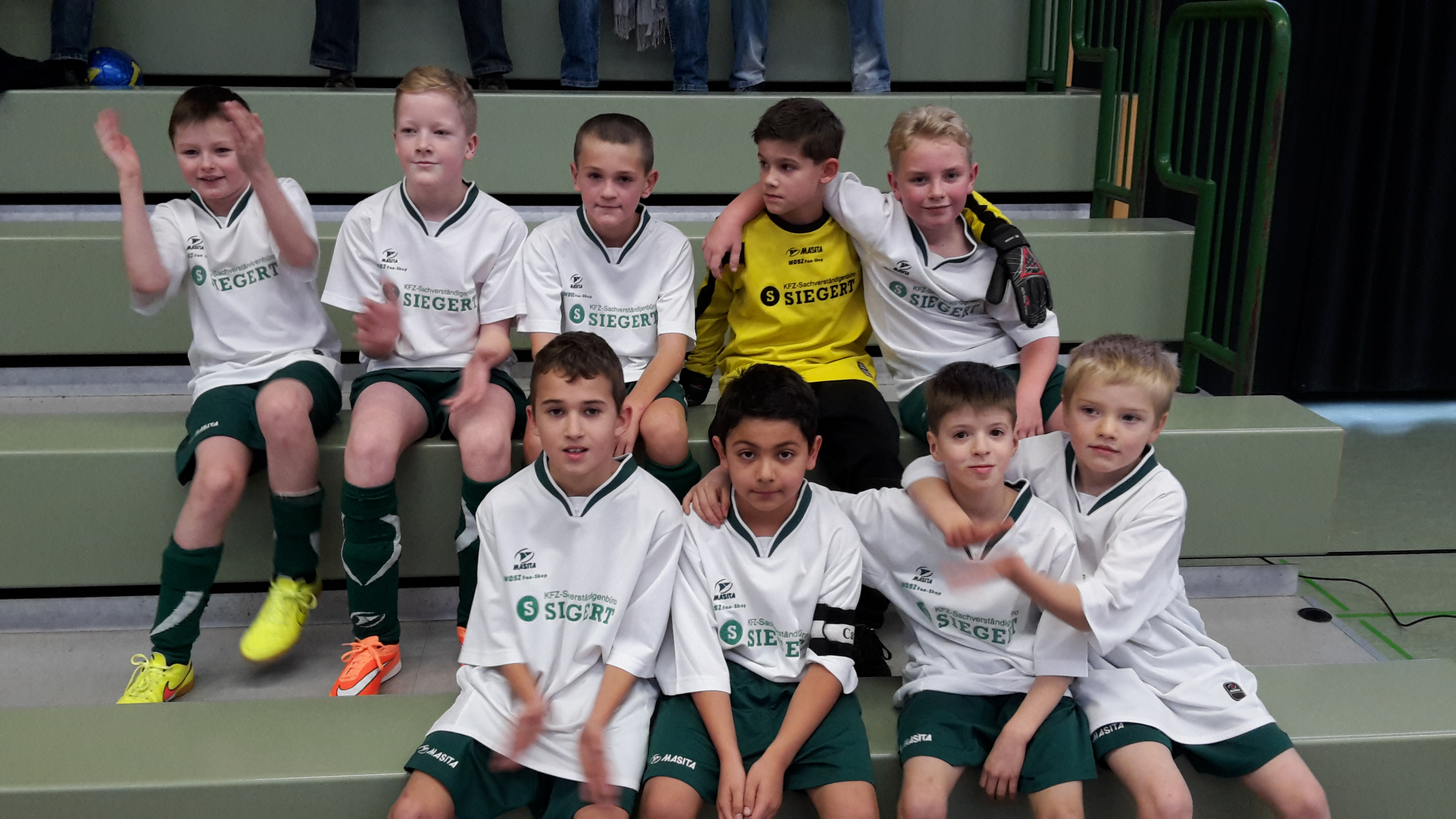 Vorrunde Hallenkreismeisterschaften E-Jugend