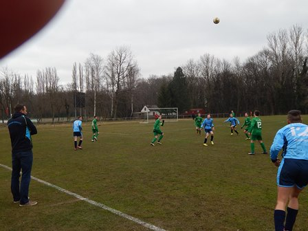 1. Kreisklasse C-Jugend     JSG Braunsbedra/Spergau-SV Eintracht Gröbers 4:2