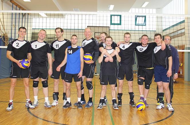 Volleyball Herren Landesklasse Ost