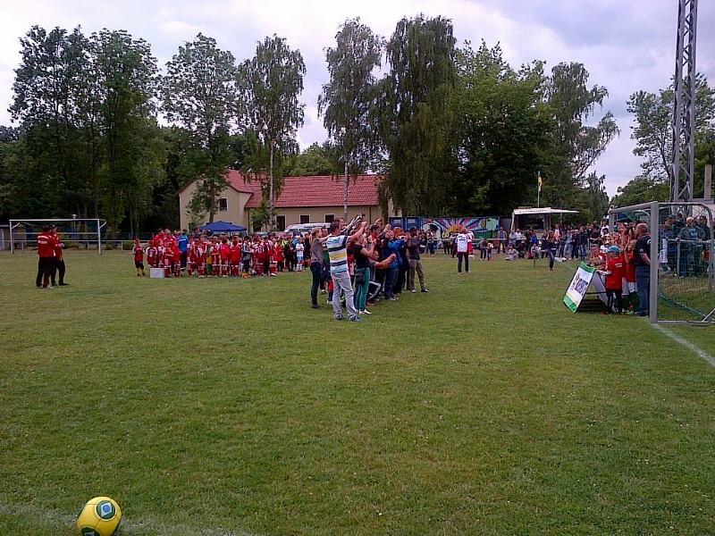 Endrunde KFV Saalekreis für Kleinfeld in Gröbers