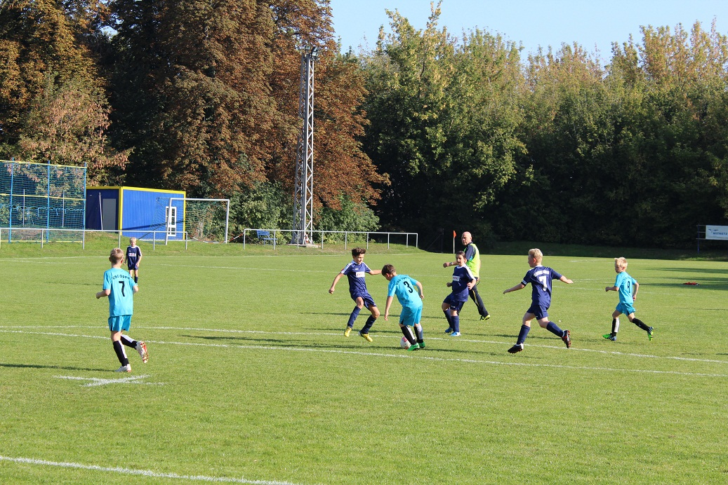 "E-Jugend Kreisklasse: SV ""Eintracht"" Gröbers : VSG Oppin  2:1"