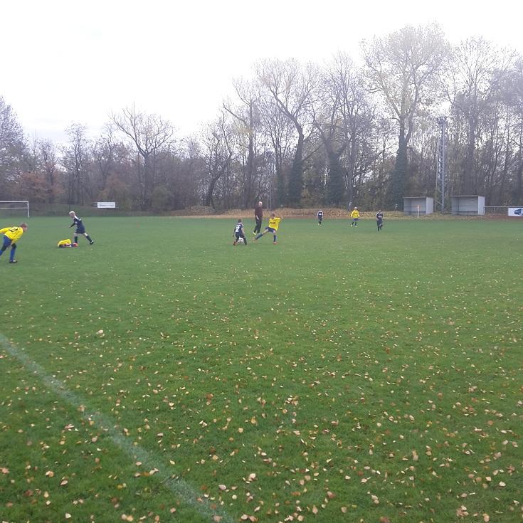 "Kreisklasse E-Jugend: SV ""Eintracht Gröbers"" : SG Reußen   5:0"