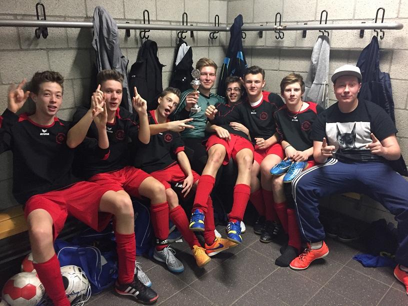B-Jugend : Turnier um den Saale-Obst-Cup