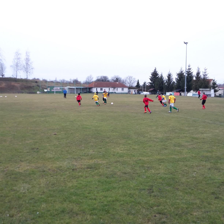 "Kreispokal E-Jugend : SV GW Langeneichstädt - SV ""Eintracht"" Gröbers  2:5"