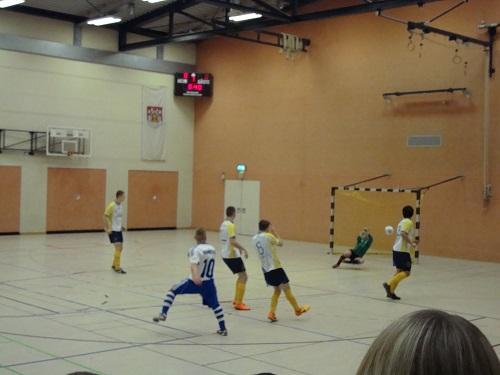 Endrunde Futsal - HKM der Herren in Merseburg