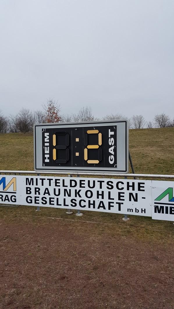 "B-Jugend Kreisklasse : JSG Günthersdorf/Bad Dürrenberg - SV ""Eintracht"" Gröbers  1:2"