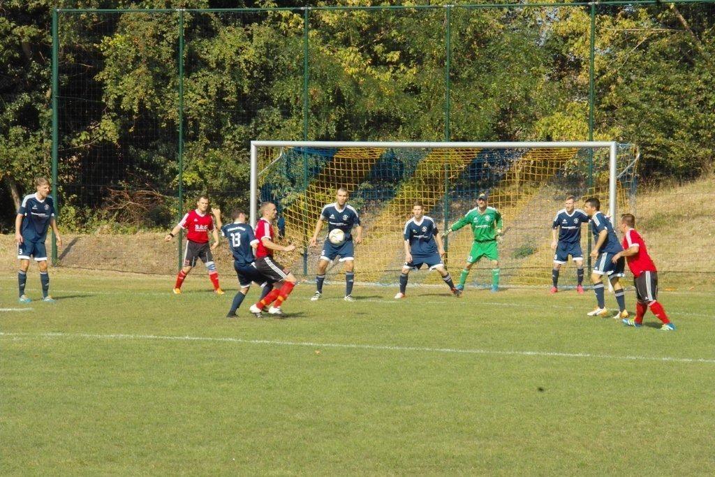 """1. Update : um weitere tolle Fotos ergänzt 1. Herren : SV """"Eintracht"""" Gröbers - SV Wacker Wengelsdorf   3:0"""