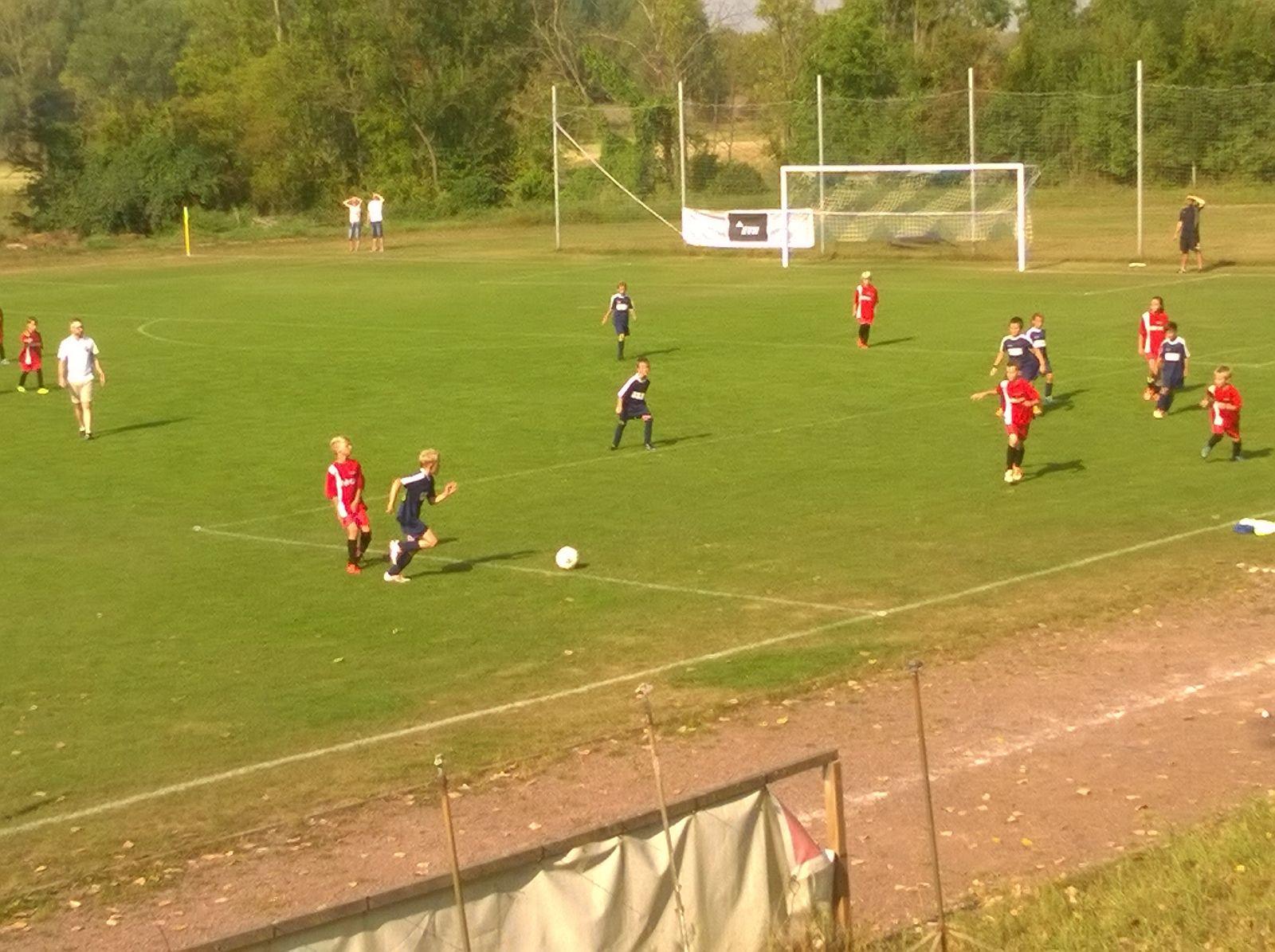 """E-Jugend: JSG Kabelsketal - SV """"Eintracht"""" Gröbers e.V. 1:2"""