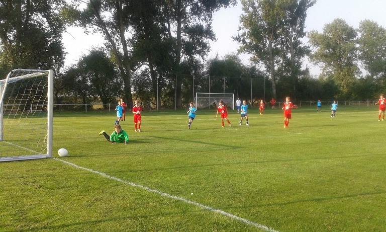 "D-Jugend : JSG Brachstedt/Oppin - SV ""Eintracht"" Gröbers    1:1"