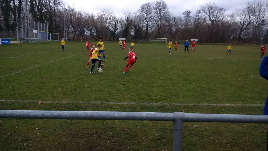 "D-Jugend : SV ""Eintracht"" Gröbers - JSG BON         4:2"