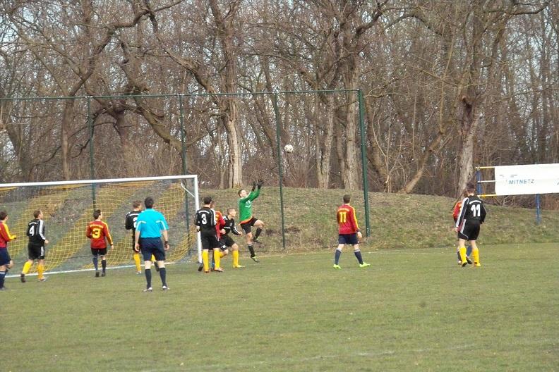 "1. Herren Landesklasse : SV ""Eintracht"" Gröbers - SG Buna Halle-Neustadt    0:0"