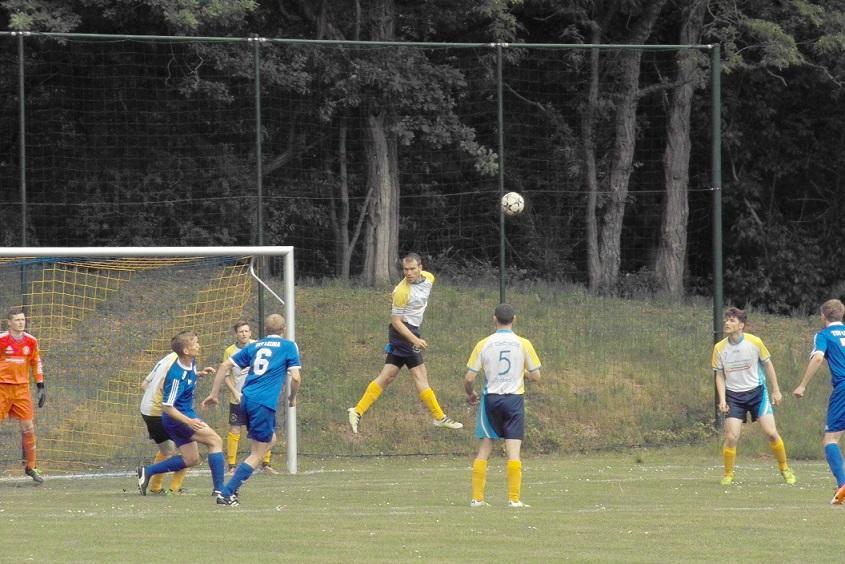 "1. Herren Landesklasse : SV ""Eintracht"" Gröbers - TSV Leuna    1:1"