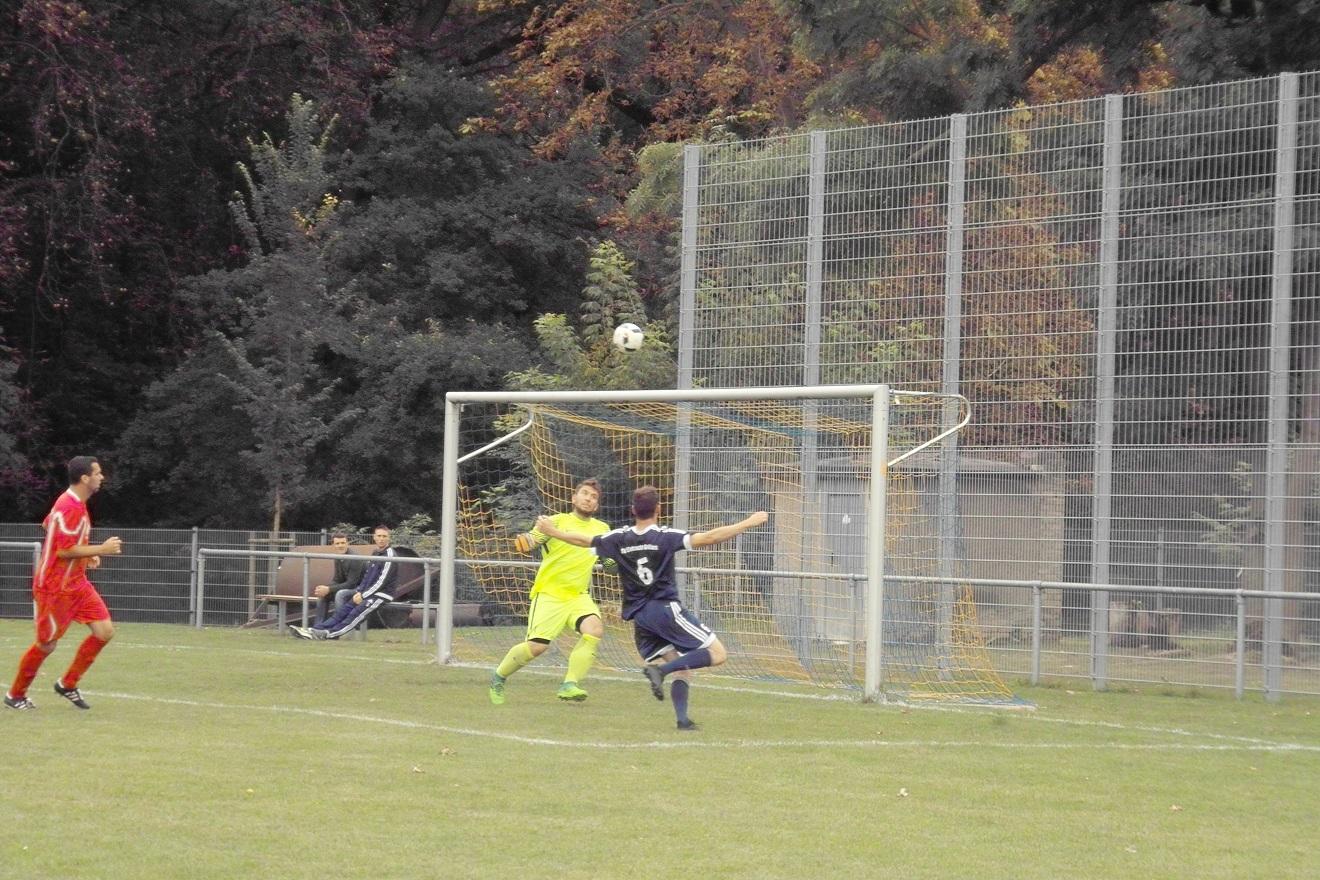 Landesklasse Herren : SV Eintracht Gröbers - SV Spora  2:1