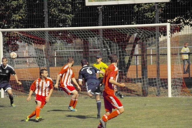 2.Hauptrunde Saalekreispokal Herren : SG Spergau - SV Eintracht Gröbers   1:2