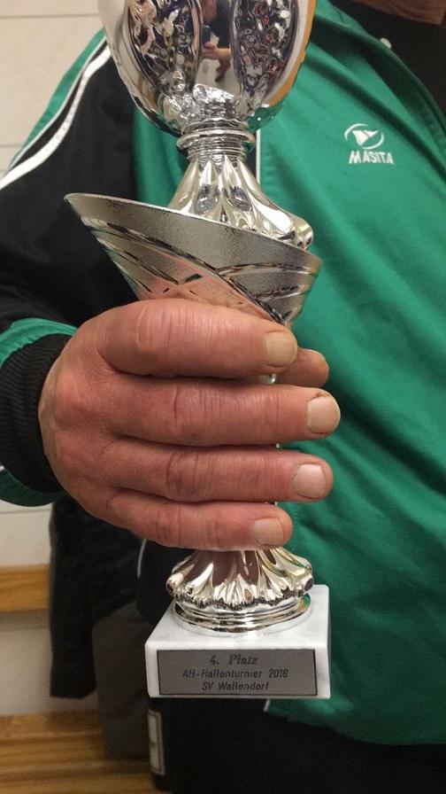 Alte Herren : Turnier des SV Wallendorf