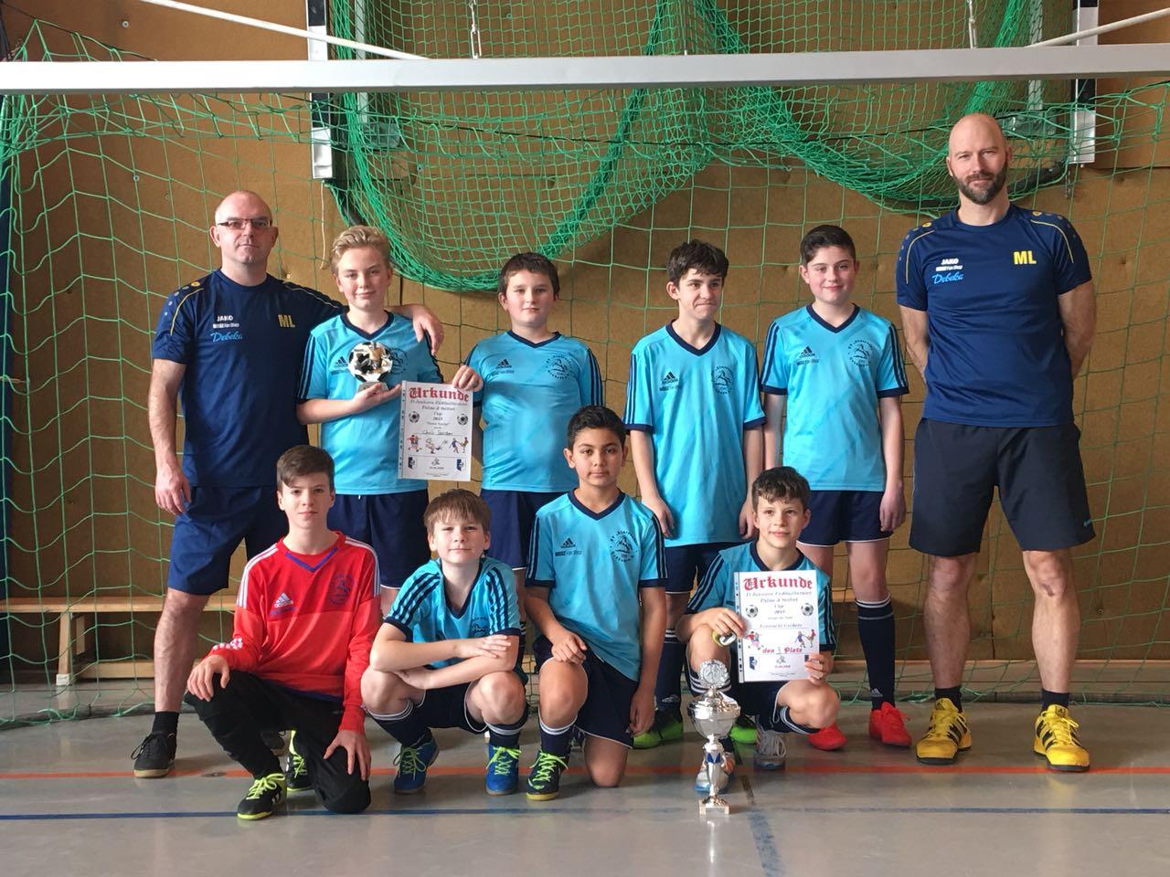 D-Jugend: Palme & Seifert Cup des TSV Leuna