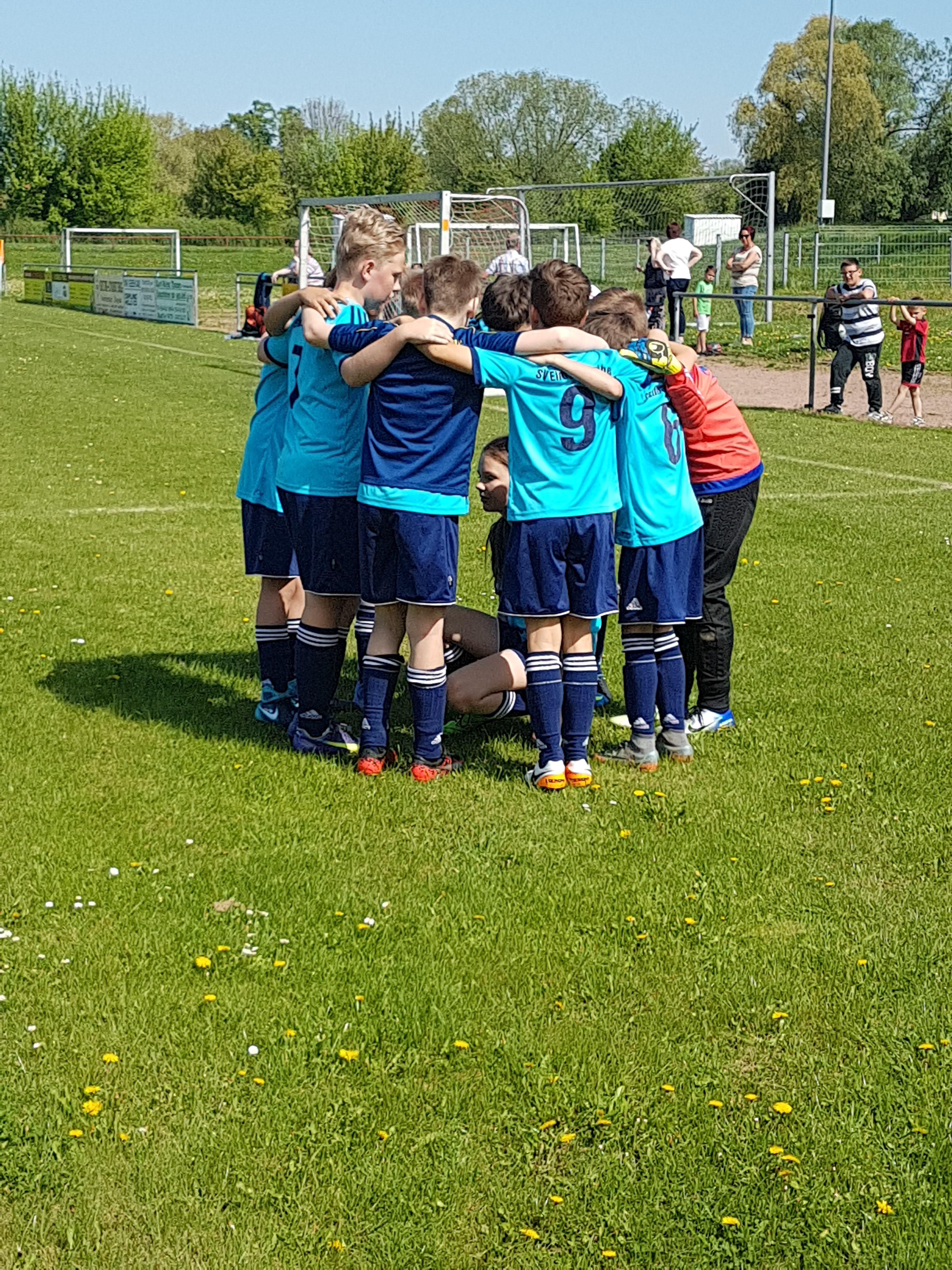 D-Jugend: FSV Nauendorf-Eintracht Gröbers
