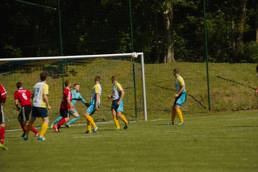 1.Herren Landesklasse : SV Eintracht Gröbers - SV Wacker 1919 Wengelsdorf         1:1