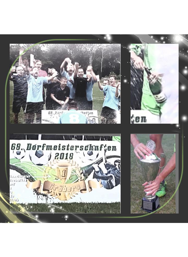 68.Dorfmeisterschaft : Das jährliche Highlight des Vereins wieder ein voller Erfolg