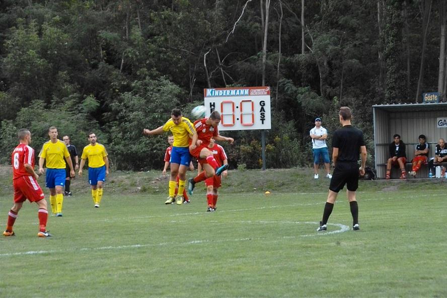 1.Herren Landesklasse : SV Eintracht Gröbers - BSC 99 Laucha      0:5
