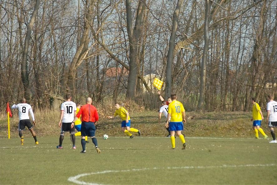 1.Herren Landesklasse : SV Eintracht Gröbers - SV Rot Weiß Weißenfels         0:1