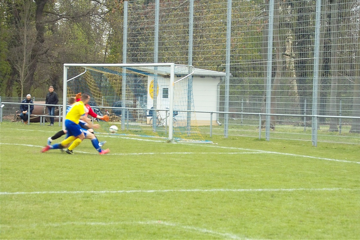 1.Herren Landesklasse : SV Eintracht Gröbers - ESV Herrengosserstedt      7:1