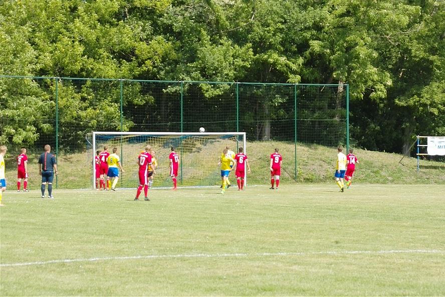 1.Herren Landesklasse : SV Eintracht Gröbers - FC RSK Freyburg    3:4
