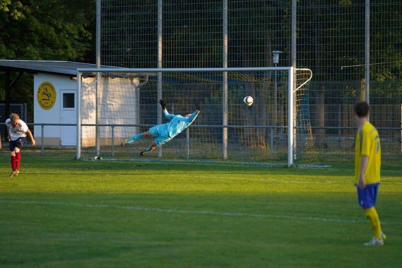 1.Herren Testspiel : SV Eintracht Gröbers - VfL Halle 96     0:5