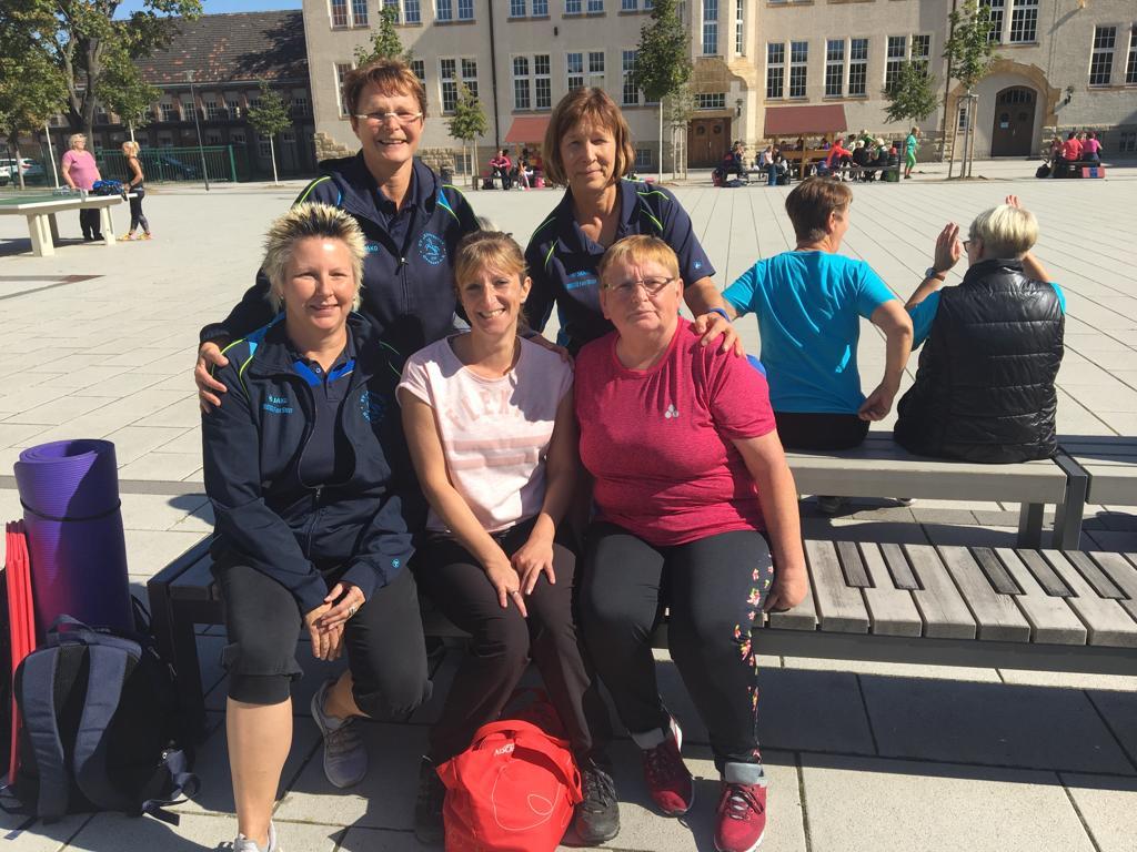 7. Frauensportaktionstag des Kreissportbundes